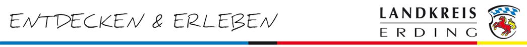 LogoEntdecken & Erleben - Unterwegs im Landkreis Erding