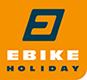 Logo The ebike holiday tour portal