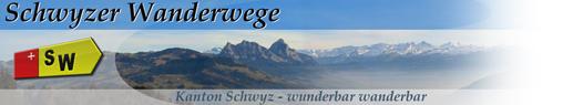 Schwyzer Wanderwege